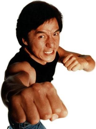 Jackie Chan Hong Long Actor