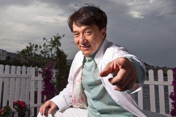 Jackie Chan  Screenwriter