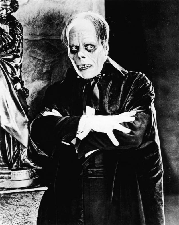 Lon Chaney  in Action