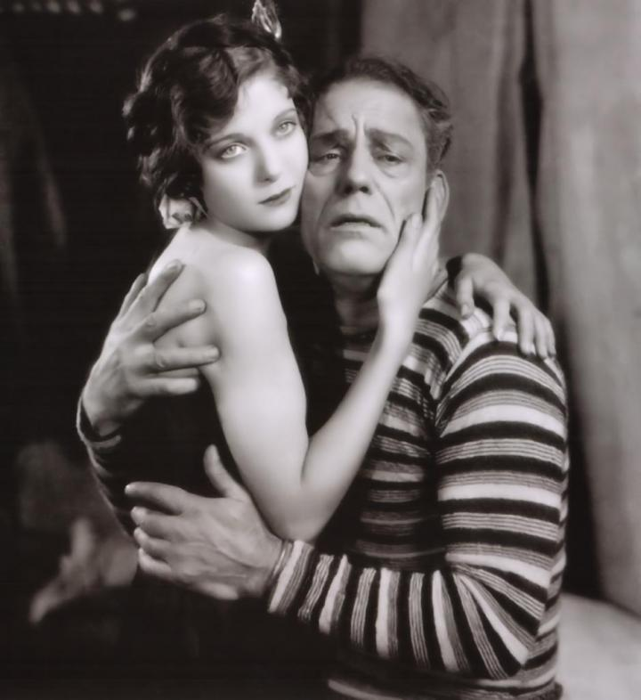 Lon Chaney  Deep love
