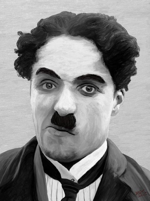 Charlie Chaplin American Comic Actor