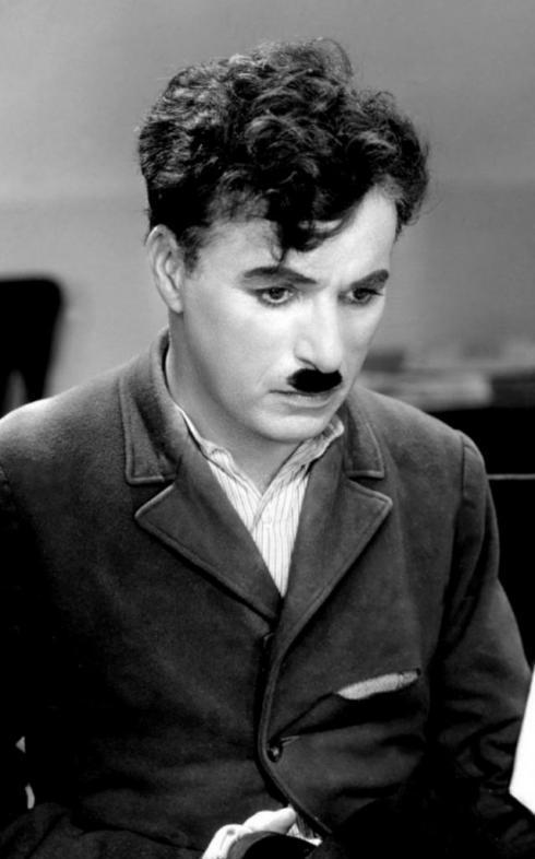 Charlie Chaplin Film Maker