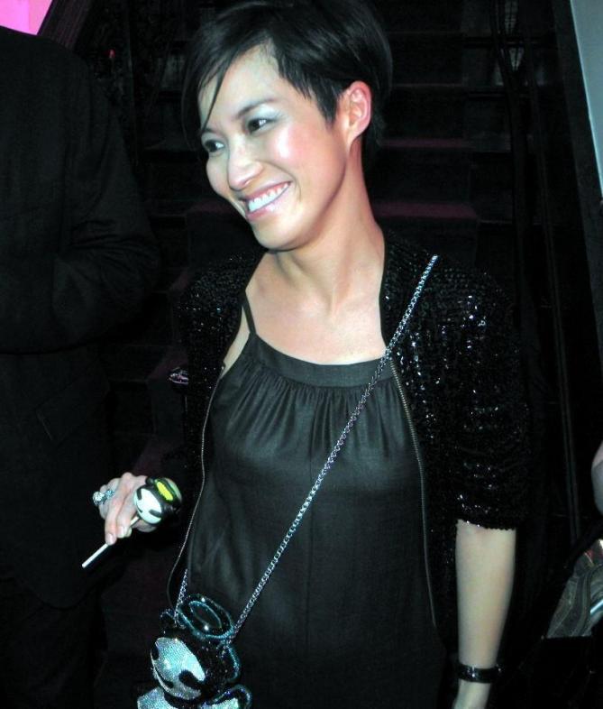 Sandra Choi Latest Photo