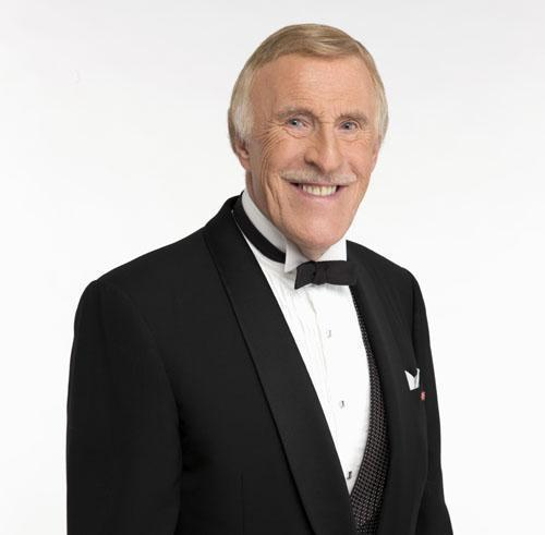 Bruce Forsyth Latest Photo