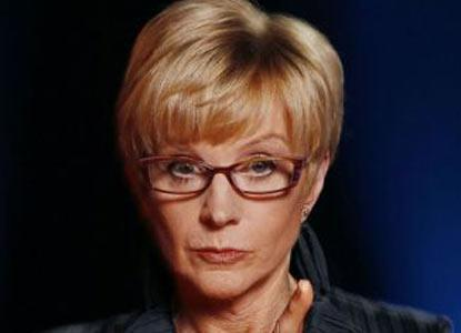 Anne Robinson Latest Photo