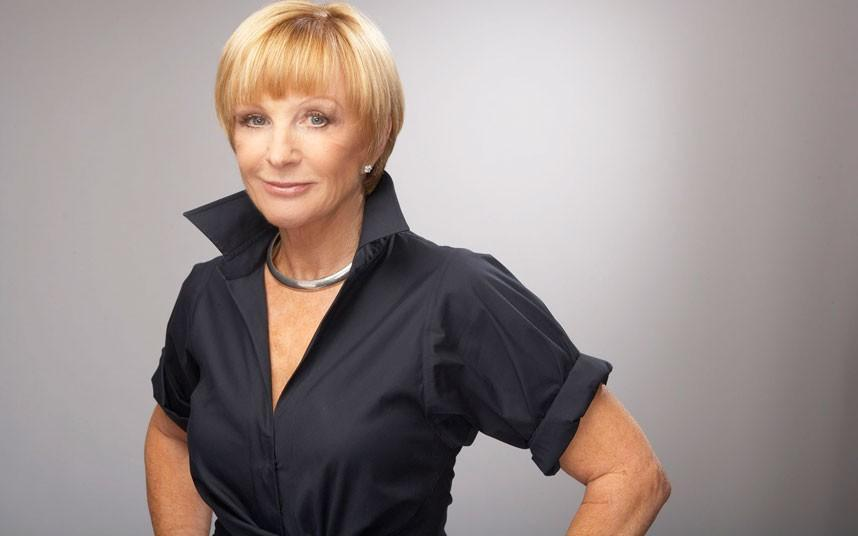 Anne Robinson Latest Wallpaper