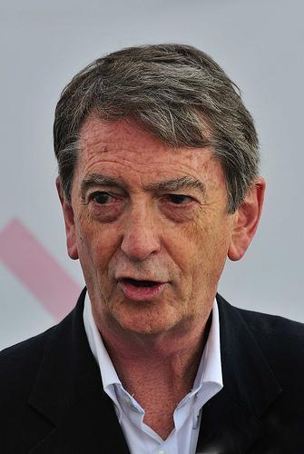 Gordon Burns Latest Photo