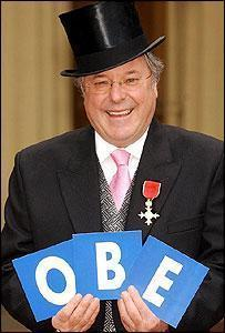 Richard Whiteley HD Wallpapers