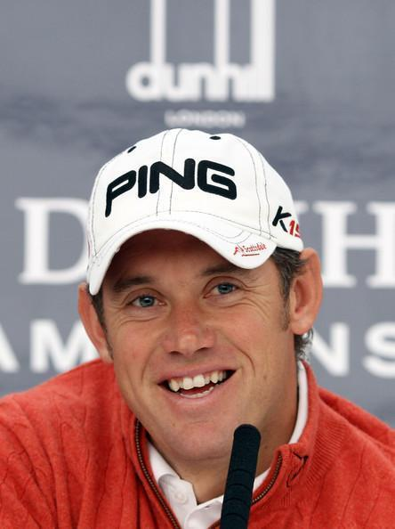 Lee Westwood Latest Photo