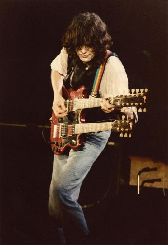 Jimmy Page HD Images