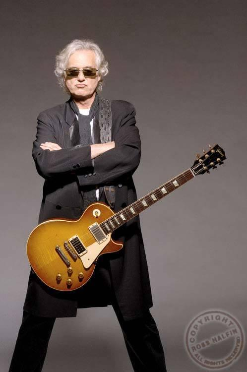 Jimmy Page HD Wallpapers
