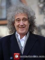 Brian May Latest Photo