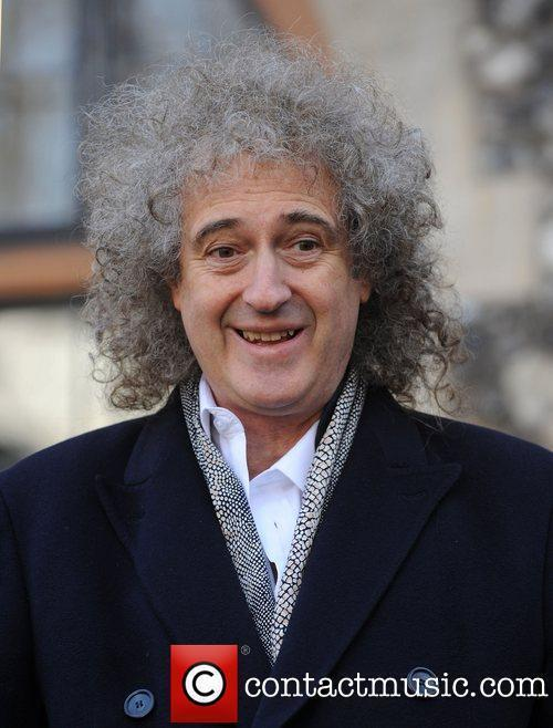 Brian May Latest Photo