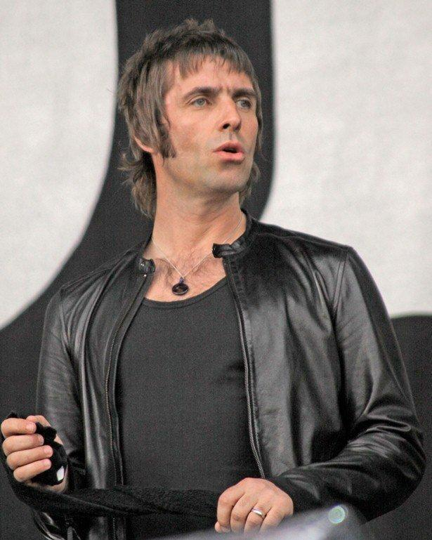 Liam Gallagher HD Images