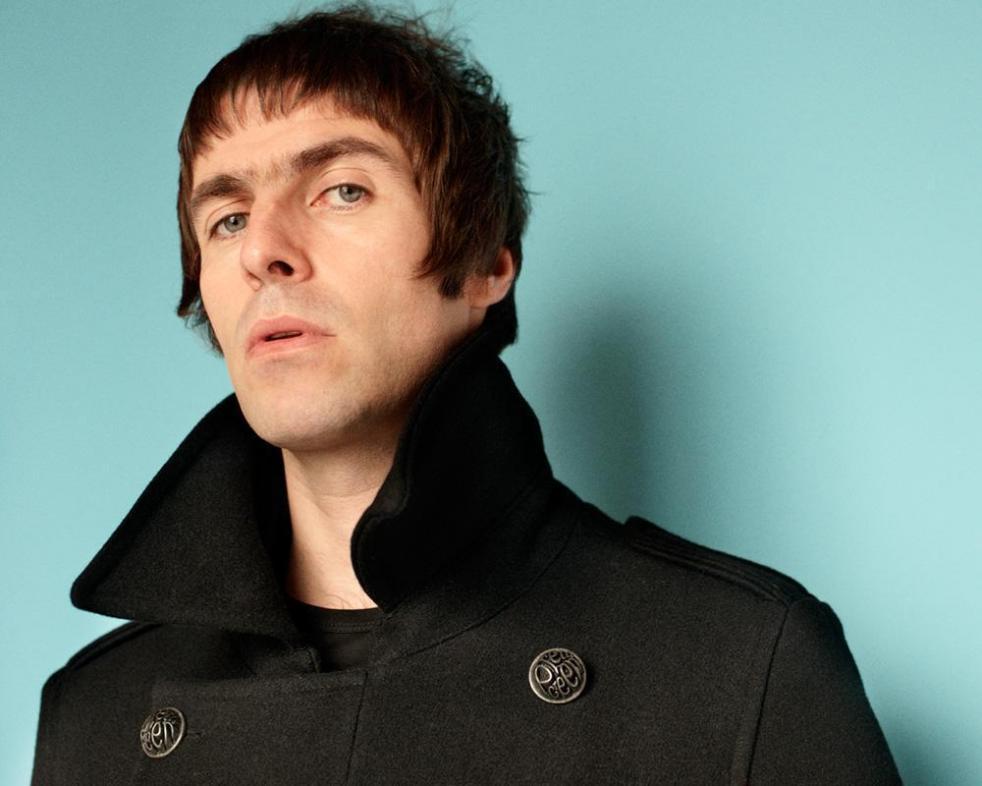 Liam Gallagher Latest Photo