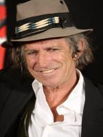 Keith Richards Latest Photo