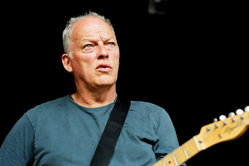David Gilmour HD Images