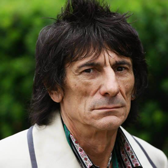 Ron Wood HD Images