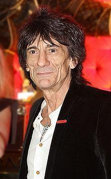 Ron Wood Latest Wallpaper