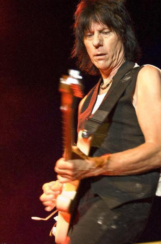 Jeff Beck Latest Photo