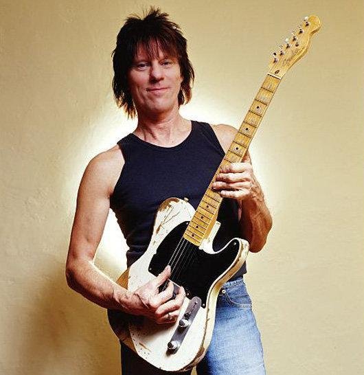 Jeff Beck Latest Wallpaper