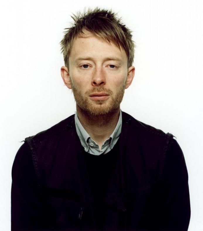 Thom Yorke Latest Wallpaper