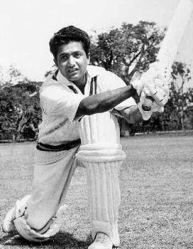 Hanif Mohammad Test matches between 1952-53
