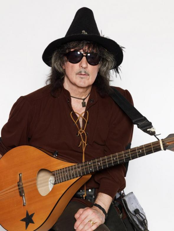 Ritchie Blackmore Latest Photo