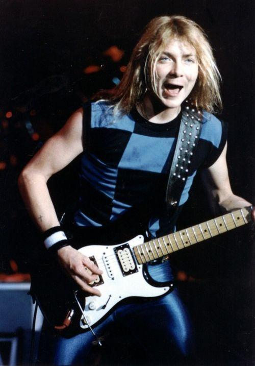 Dave Murray Latest Photo