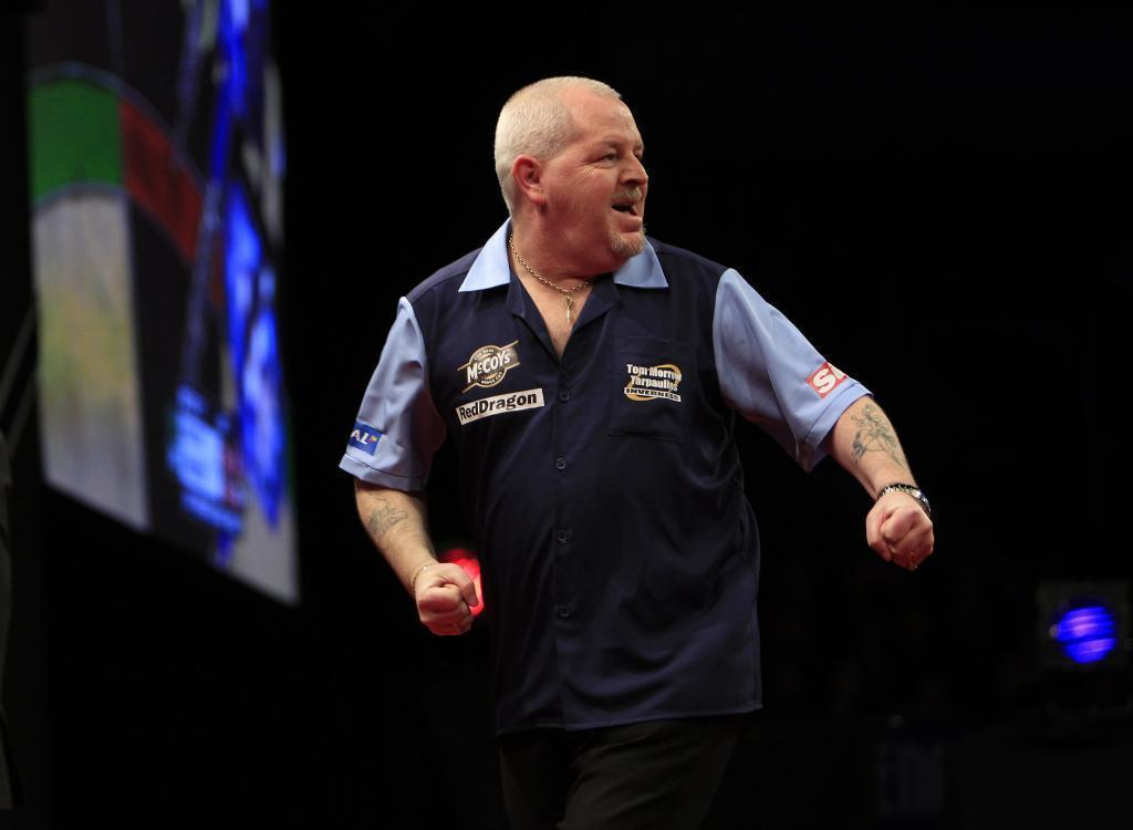Robert Thornton HD Images