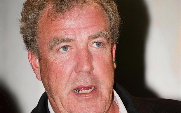 Jeremy Clarkson Latest Photo