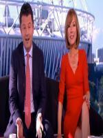 Sian Williams During Talk Show