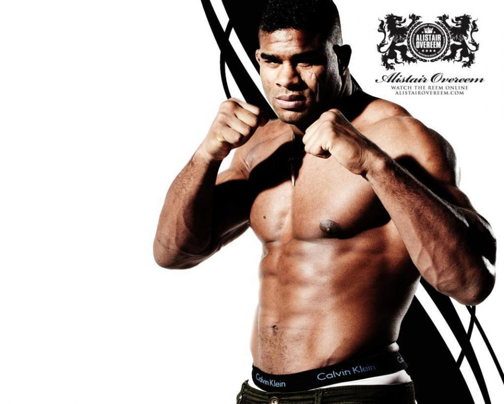 Alistair Overeem Latest Photo