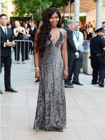 Naomi Campbel in CFDA Awards