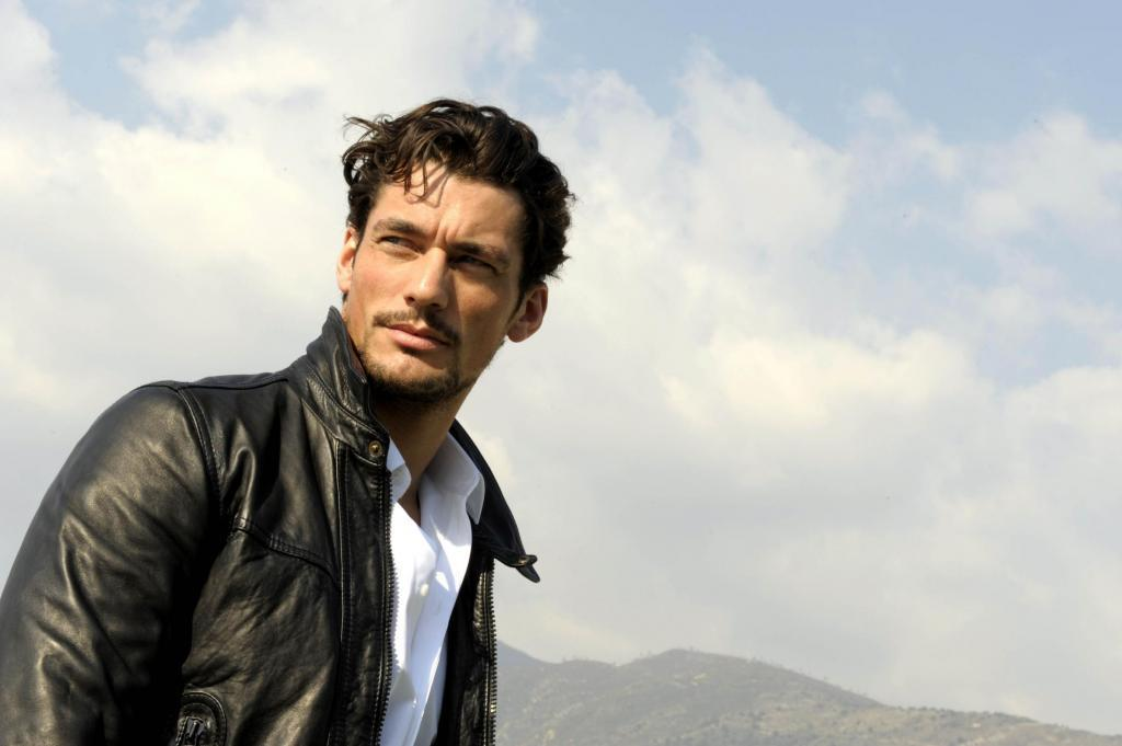 David Gandy Latest Photo