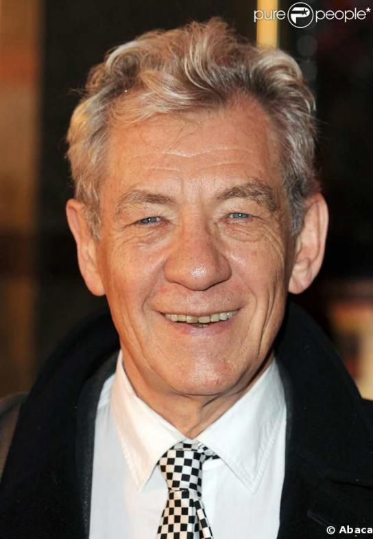 Ian McKellen HD Images