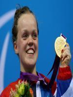 Ellie Simmonds Latest Photo
