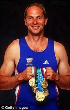 Steve Redgrave Latest Photo