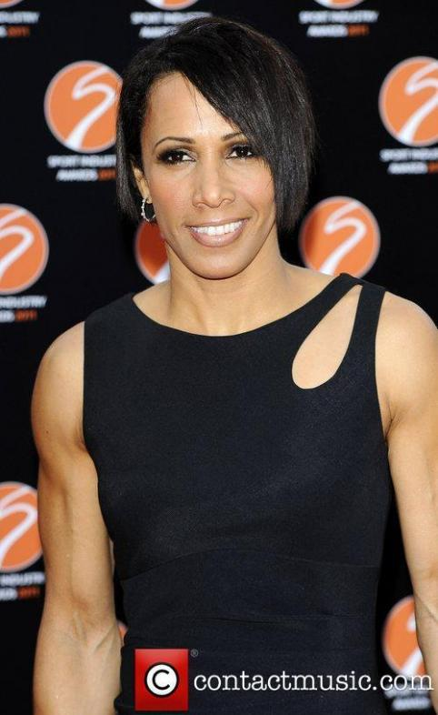 Kelly Holmes Latest Photo