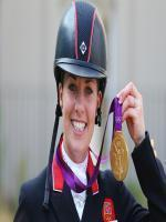 Charlotte Dujardin Latest Wallpaper