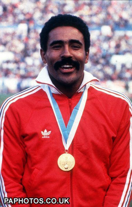 Daley Thompson Latest Photo