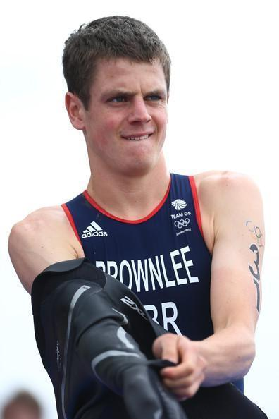 Jonathan Brownlee Latest Photo