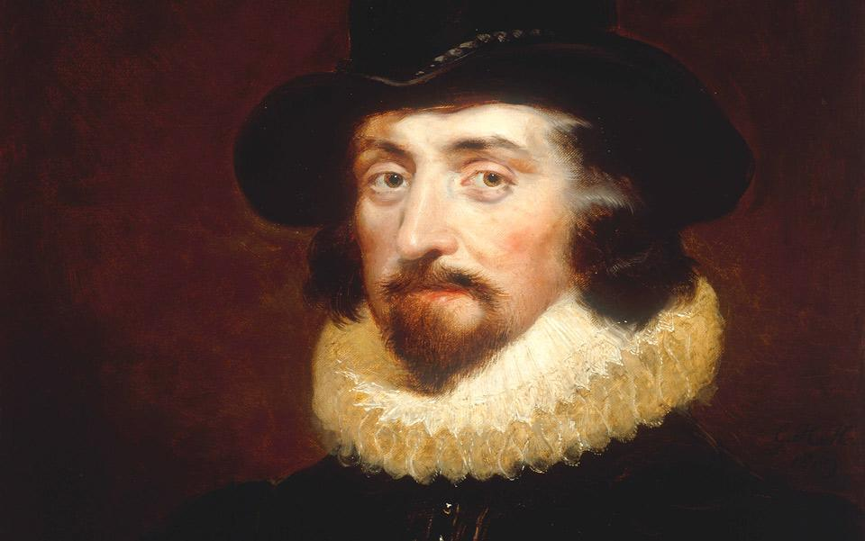 Sir Francis Bacon HD Images