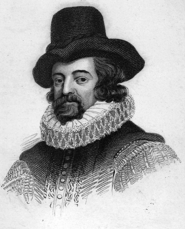Sir Francis Bacon Latest Photo