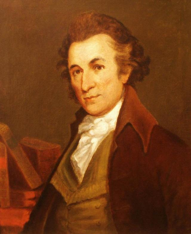 Thomas Paine Latest Photo