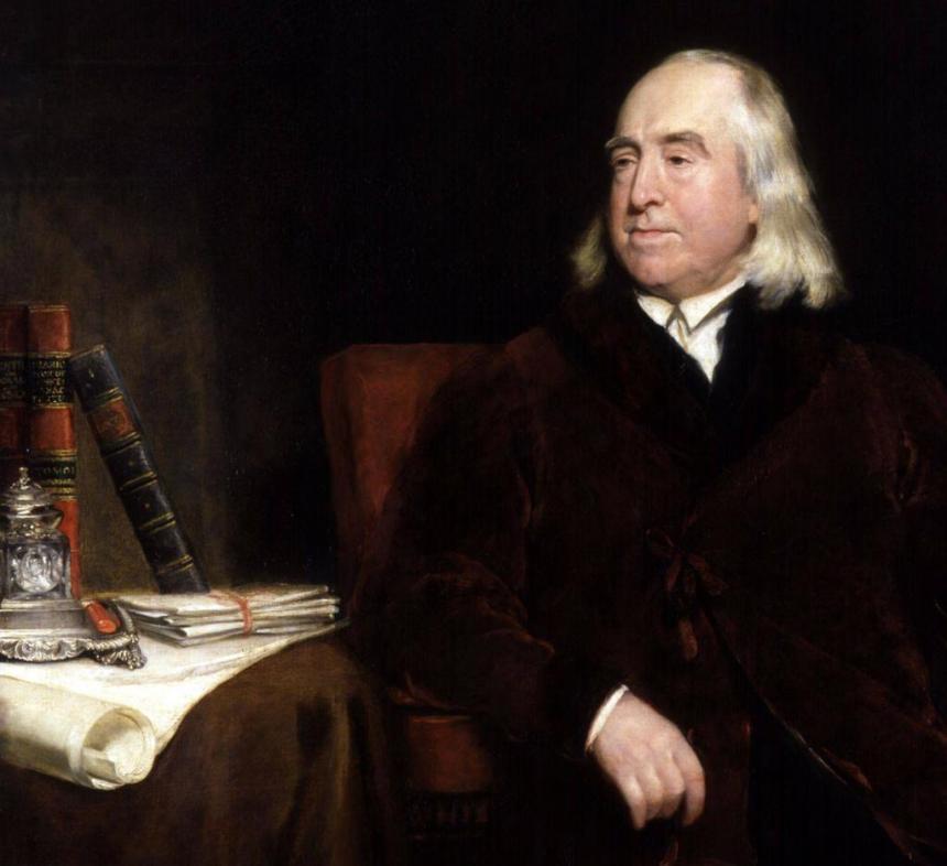 Jeremy Bentham Latest Photo