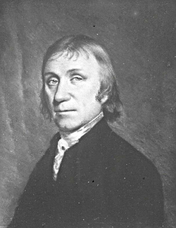 the contributions of joseph priestly in the field of chemistry