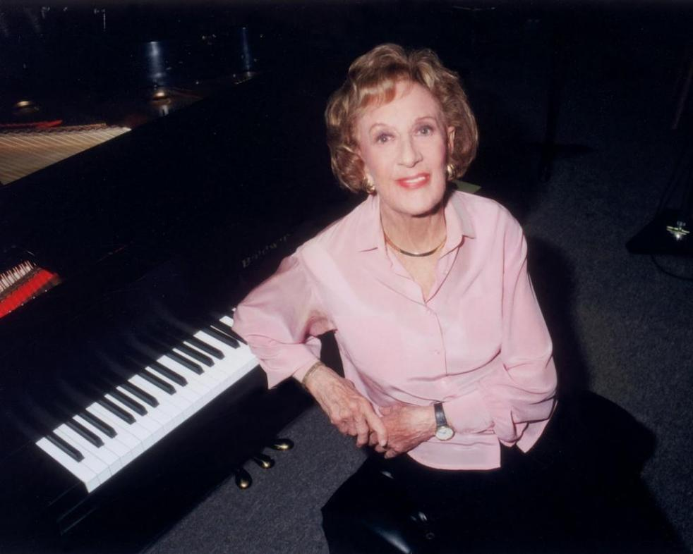 Marian McPartland HD Images
