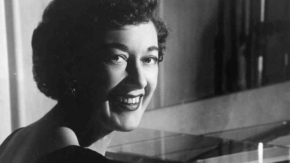 Marian McPartland Latest Wallpaper