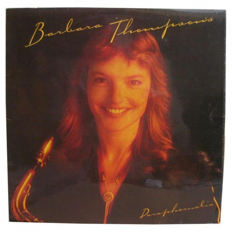 Barbara Thompson HD Images